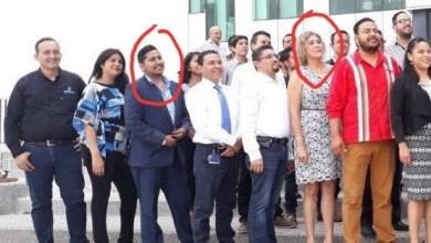 Photo of Relacionan a Gabo Salazar Soto con la secretaría de Salud, Mónica Rangel