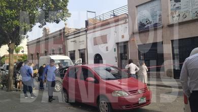 Photo of Persona se suicida en local sobre av Carranza en el Centro Histórico