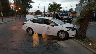 Photo of Trabajador del Ayuntamiento presuntamente alcoholizado choca en auto oficial