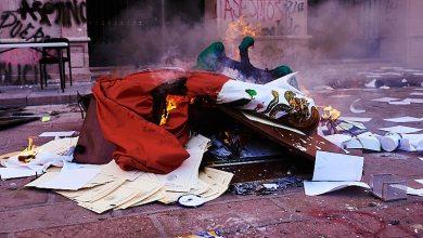 Photo of Presentan persona ante FGR por quemar la bandera