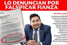 Photo of Gabo Salazar denunciado por falsificar fianza
