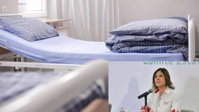 Photo of Aún hay camas para enfermos de Covid-19 en SLP