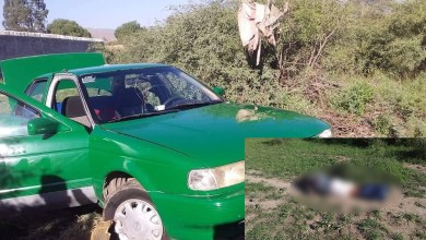 Photo of Encuentran taxista maniatado, inconsciente y encajuelado en su unidad