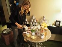 Kurz durchschnaufen mit verschiedenen Detox-Teesorten von Greenlane (www.greenlane.ch).