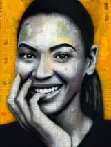 Beyoncé by André Monet, www.lumas.com