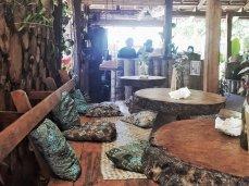 Eco-Garden Café (Foto: Zenz)