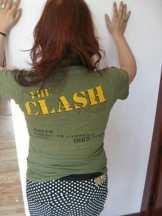 The Clash Vintage Shirt