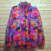 90's warmup jacket #vintage90s #vintageclothing ##vintagenyc #warmupjacket #baroquestyle #baroquejacket