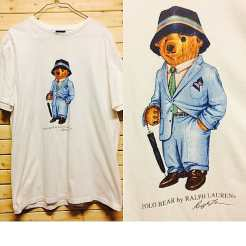 POLO BEAR, anyone? Box just opened and out came a wealth of vintage POLO RALPH LAUREN & TOMMY HILFIGER stuff! In store NOW so come have a look! #metropolisvintage #metropolisnycvintage #ralphlauren #poloralphlauren #polo #polobear
