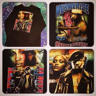 Vintage JA RULE Long Sleeve T-Shirt! #metropolis #metropolisnycvintage #metropolisvintage #jarule #hiphop #shirt #hiphoptshirts #eve #mesmerize