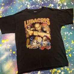 METROPOLIS HIP HOP T-SHIRT WEEK! LUDACRIS T Shirt! #metropolis #metropolisvintage #metropolisnycvintage #metropolistshirts #metropolistshirtmadness #vintagetshirts #tshirts #ludacris