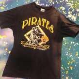 METROPOLIS SPORTS TEE MANIA WEEK begins! PITTSBURGH PIRATES T-SHIRT #metropolis #metropolisnycvintage #metropolisvintage #sportstshirts #tshirts #pirates #pittsburghpirates #baseball