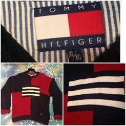 METROPOLIS VINTAGE presents TOMMY HILFIGER WEEK! Tommy Hilfiger Sweater just in time for fall in New York City! #metropolis #metropolisnycvintage #metropolisvintage #tommyhilfigerph #hilfiger #tommyhilfiger #tommyhilfigersweater