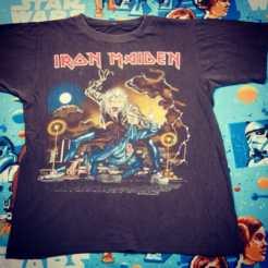 #ironmaden #ironmadentshirt #rocktshirt #vintagetshirt #metaltshirt