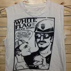 #whiteflag #vintagetshirt #vintagenyc #vintageclothing #vintagepunktshirt