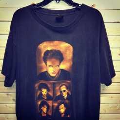 Cure Tshirt #thecure #cure #vintagetshirt #vintagerocktshirt #vintagenyc #newyorkcitymusic #nycvintage