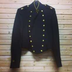 US Naval Academy Jacket #usn #vintagenyc #vintagemilitary #military #navy #vintagejacket #militaryjacket #unitedstatesnavy