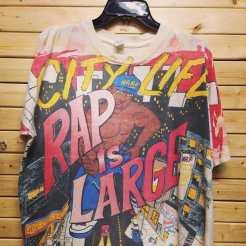 #tribenyc #rapmusic #rapclothing #crosscolors #vintage1990s #90clothing #urbanclothing #90smusic #mcm #vintagenyc #vintagetshirt