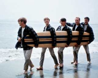 Photo of Beach Boys