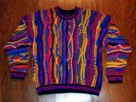 Vintage COOGI Sweaters NYC
