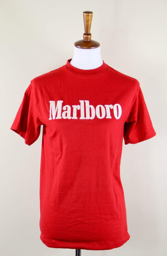 Nyc S Largest Selection Of Vintage Marlboro T Shirts
