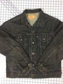Black Denim at Metropolis Vintage