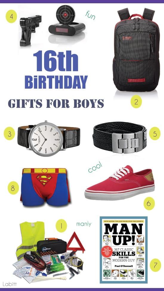 Sixteen Birthday Ideas For Guys Cheap Buy Online