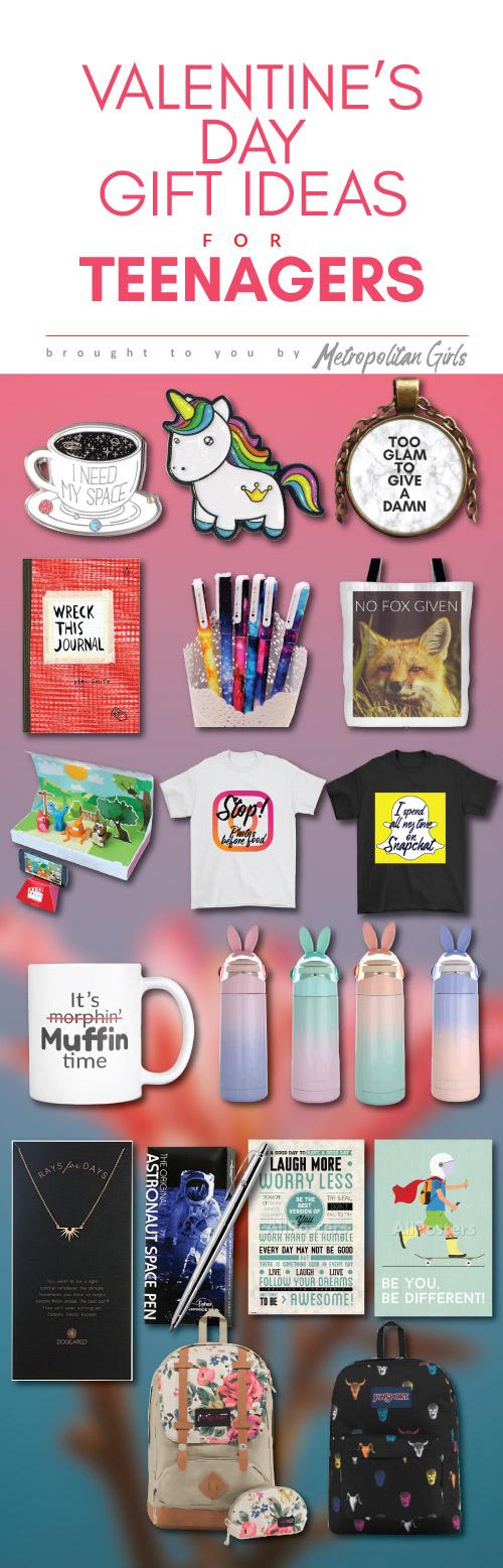 Valentines Day Gift Ideas For Teens 2018 Metropolitan Girls