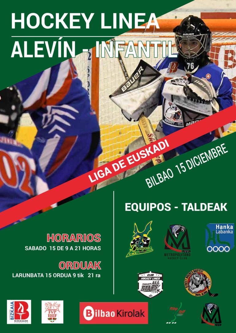 Comienza la Liga Euskadi Infantil y Alevín
