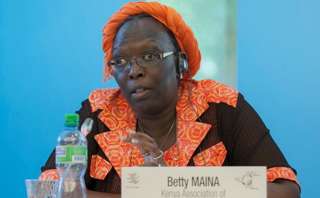 CS Betty Maina; Capitalize on digital revolution to maximize investor returns