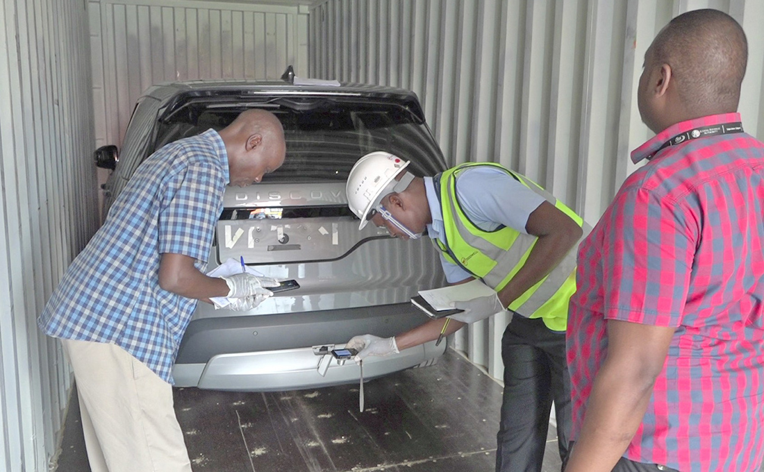 Tactics used by foreign motor vehicles clearance in evading tax revealed