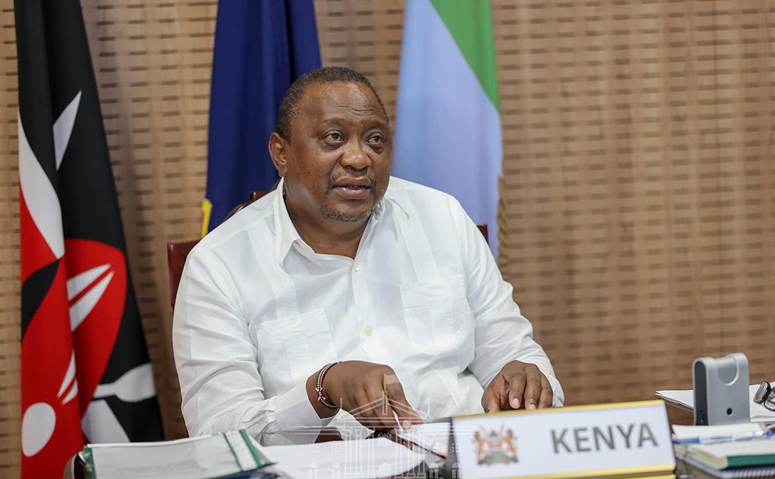 Uhuru woos American SMEs