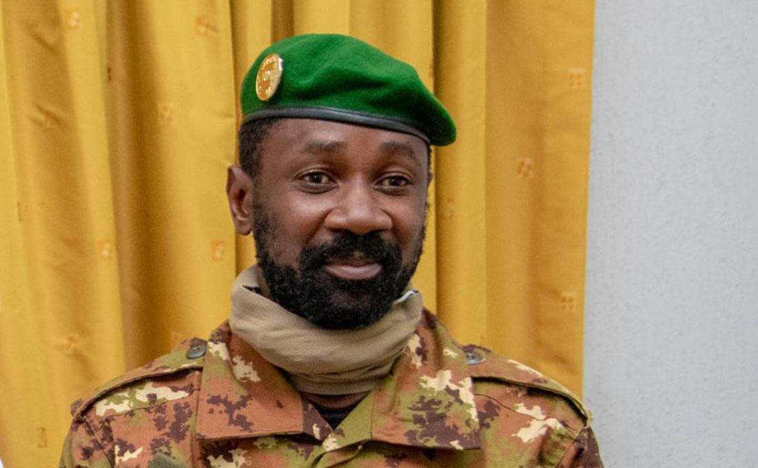 Coup plotter Assimi Goita declares himself Mali's president
