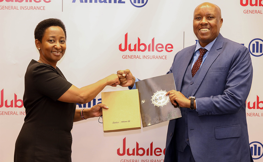 Jubilee, KNCCI partner to offer affordable insurance