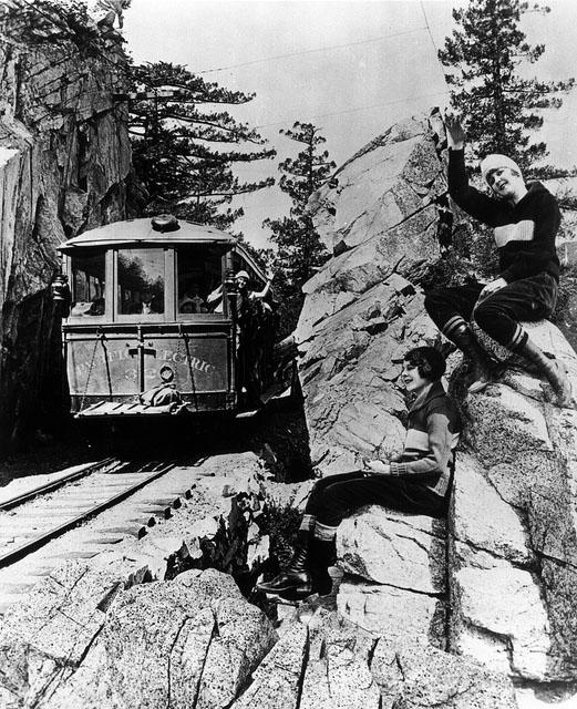 Mount Lowe Railway