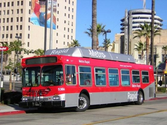 Rapid bus