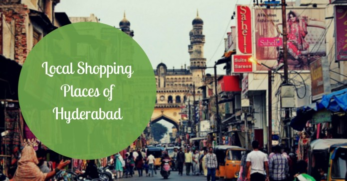local shopping places of hyderabad