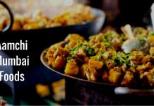 mumbai foods
