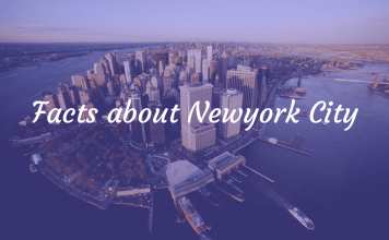 facts about NewYork