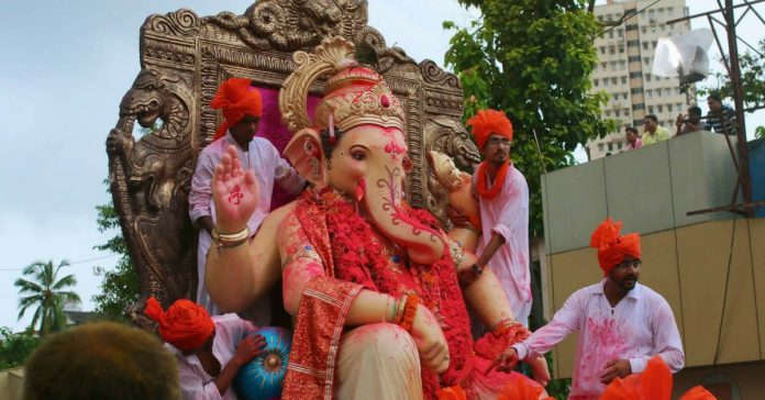 Celebrate Ganesha Festival in Bangalore