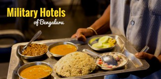 Military Hotels of Bengaluru