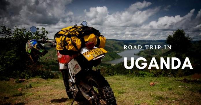 Road Trip in Uganda