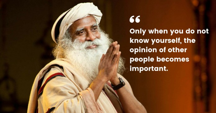 16 Quotes by Sadhguru That'll Change the Very Way You See ...