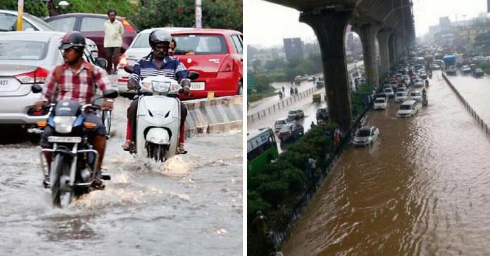 bangalore flood