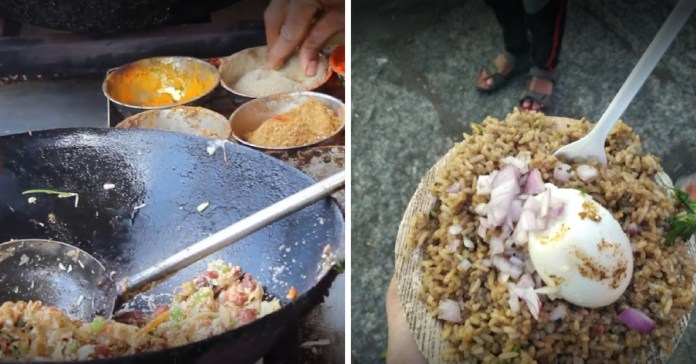 egg rice malleshwaram