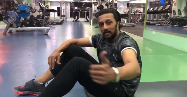 fitness secret of sudeep