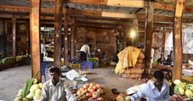 markets in bangalore