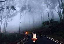 biking destinations bangalore