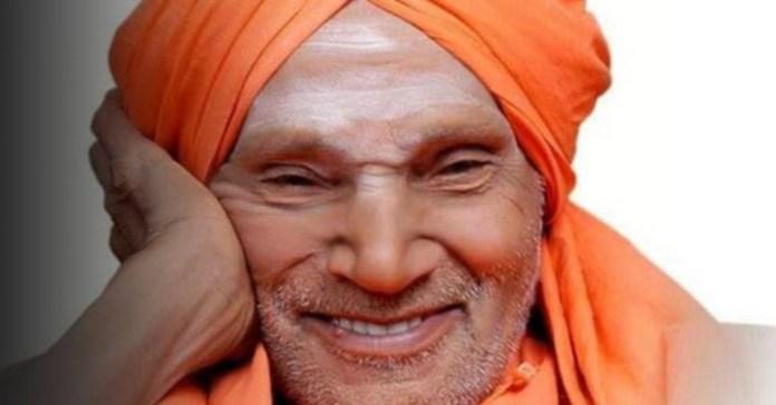 bharatha ratna for siddaganga swamiji