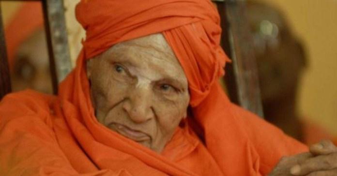 shivakumar swamiji passes away